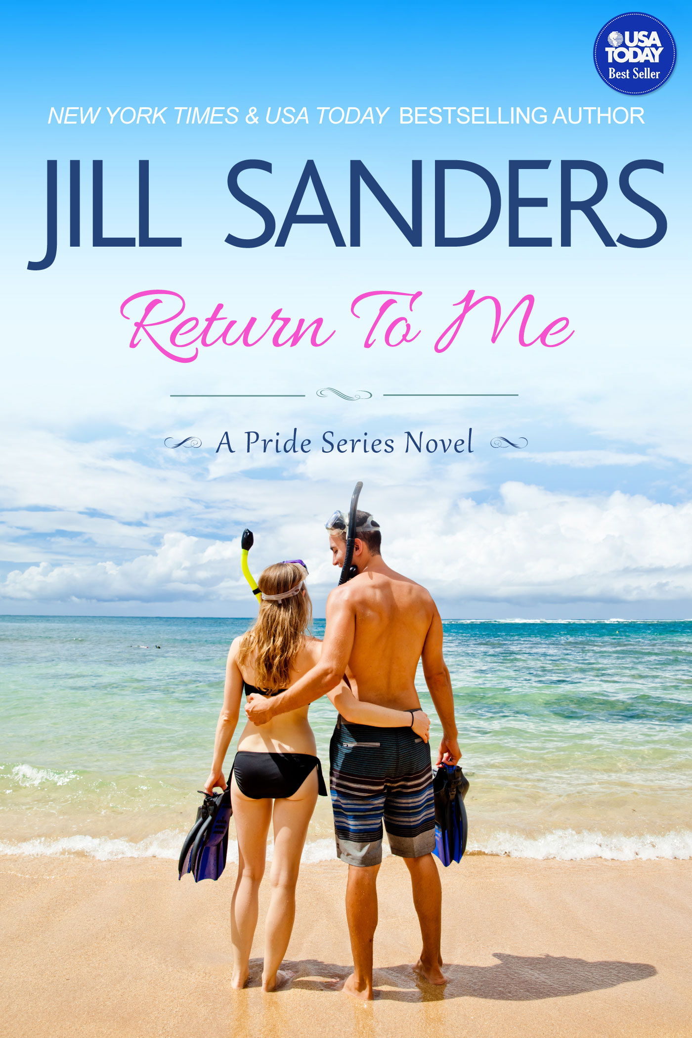 Return To Me - USA Today Bestselling Book